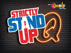 Strictly Stand Up - The English Comedy Night
